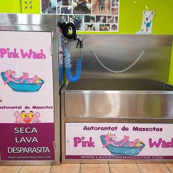 Pink Wash Badalona