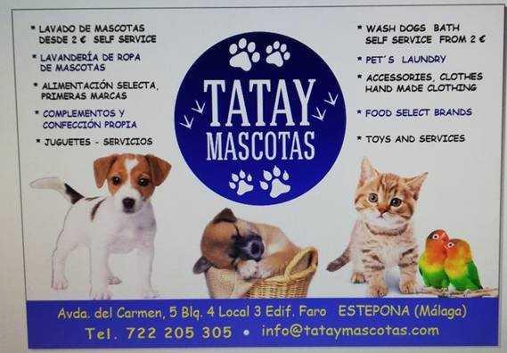 tatay mascotas contacto