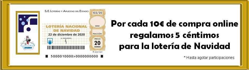 Anuncio Lotería